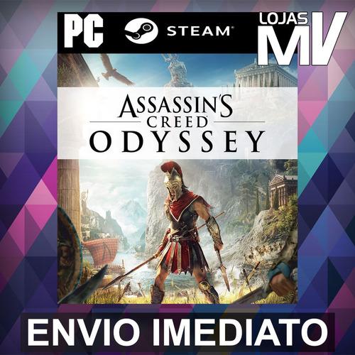 assassins creed odyssey - pc steam gift presente
