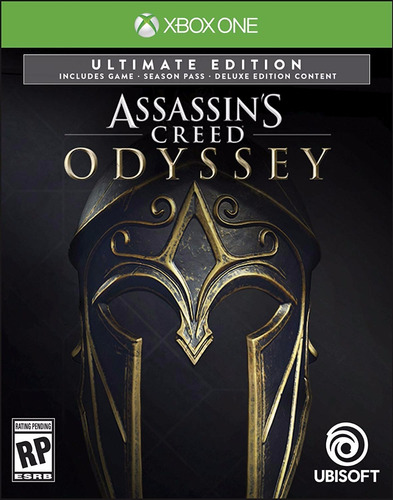 assassin's creed odyssey ultimate edition xbox one offline