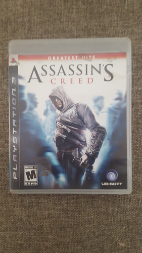 assassins creed ps3