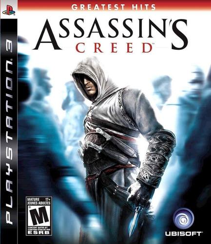 assassin's creed ps3 (entrega inmediata)