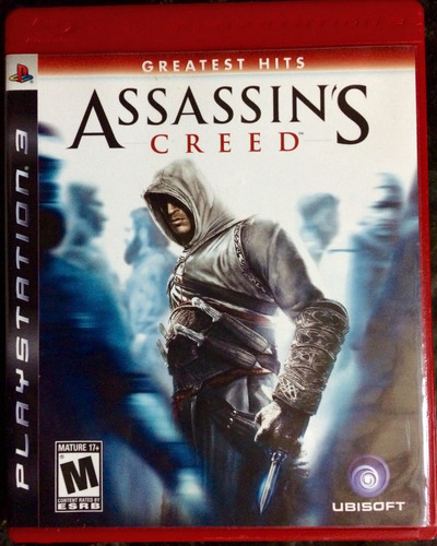 assassin's creed - ps3 - importado