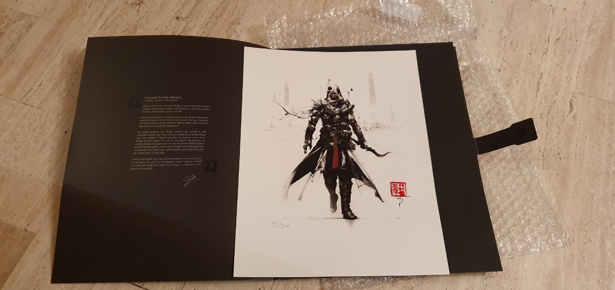 Assassins Creed Red Lineage Collection Bayek 3 499 00 En