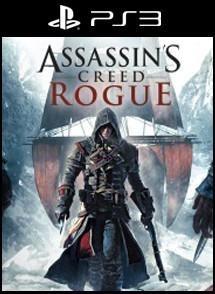 assassins creed rogue español juego digital ps3