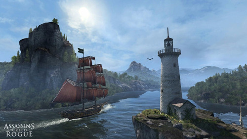 assassins creed rogue juego