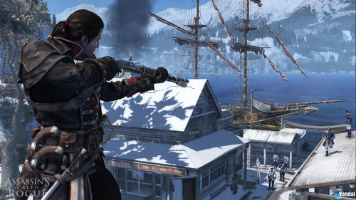 assassins creed rogue juego digital ps3 oferta ! digital