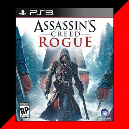 assassin's creed  rogue ps3 caja vecina