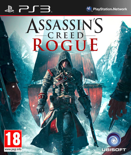 assassin's creed rogue ps3 código psn