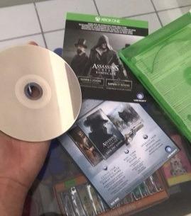 assassin´s creed syndicate (edición limitada) xbox one