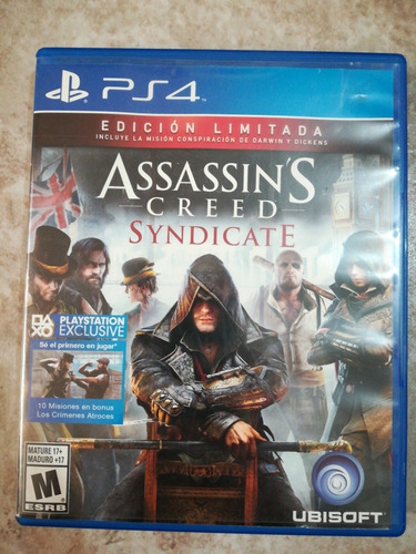 assassins creed syndicate español