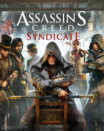 assassin's creed syndicate gold edition pc - steam gift -