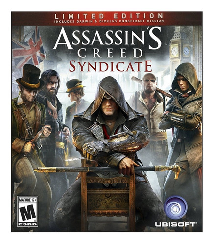 assassins creed syndicate limited edition pc