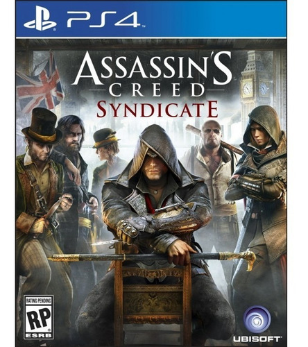 assassins creed syndicate ps4 fisico juego playstation 4