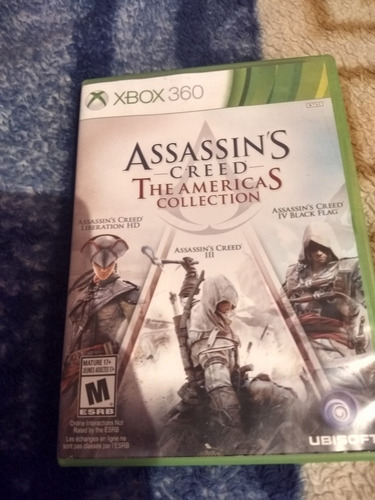 assassin's creed the américas collection