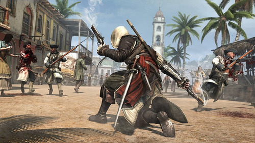 assassins creed: the americas collection ps3 fisico