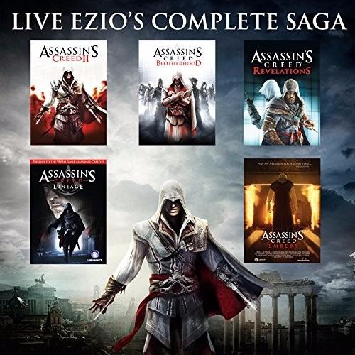 assassins creed the ezio collection ps4. fisico, sellado