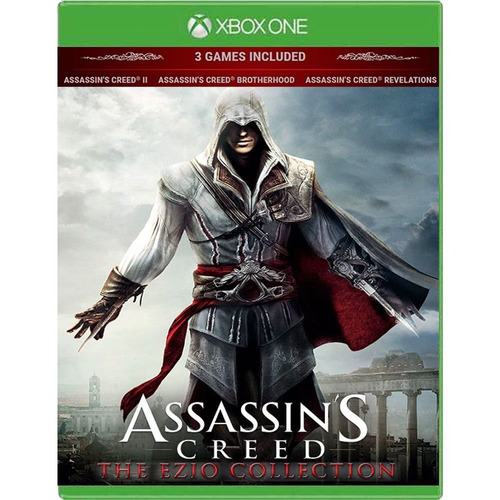 assassin's creed the ezio collection xbox one offline