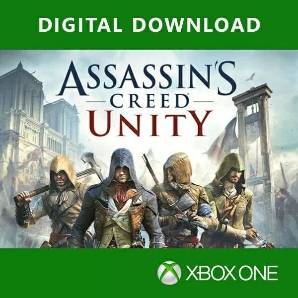 Assassins Creed Unity Juego Para Xbox One Digital Download 50 00