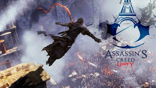 assassin's creed unity xbox one - codigo digital