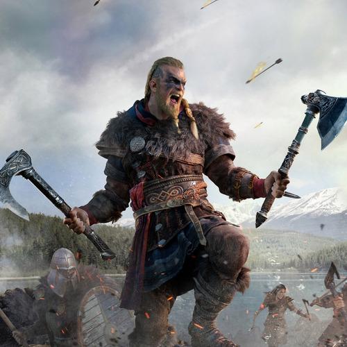 assassins creed valhalla - playstation 4