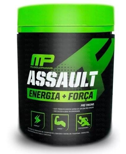 assault pre treino 60 doses nova formula