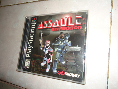 assault retribution para ps1