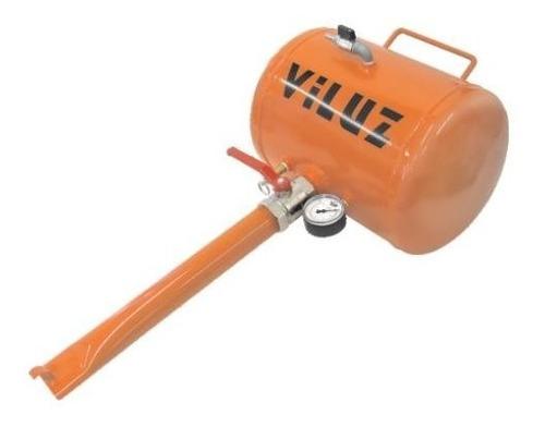 assentador de talão - canhão de ar - viluz