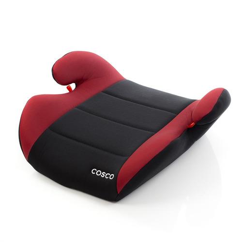 assento automóvel booster go up vermelho até 36 kg cosco