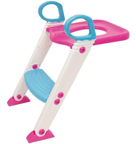 assento buba redutor com escada  rosa buba