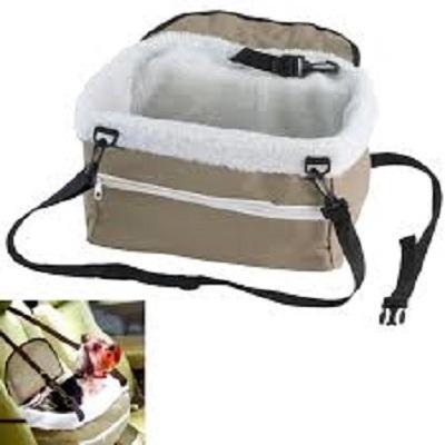 assento cadeira auto pet para cães e gatos cadeirinha + bols