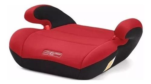 assento infantil preto p/ auto 22 a 36kg multikids baby