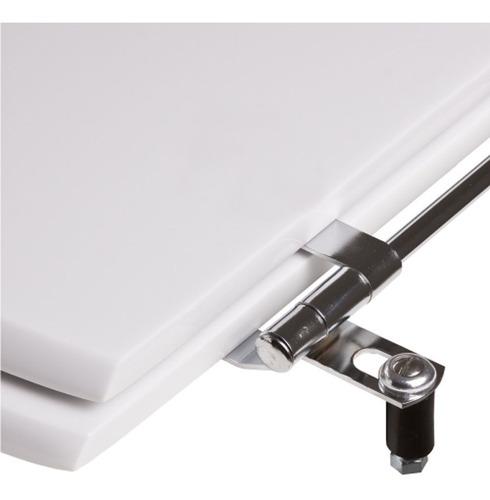 assento sanitário aero neve para louça ideal standard