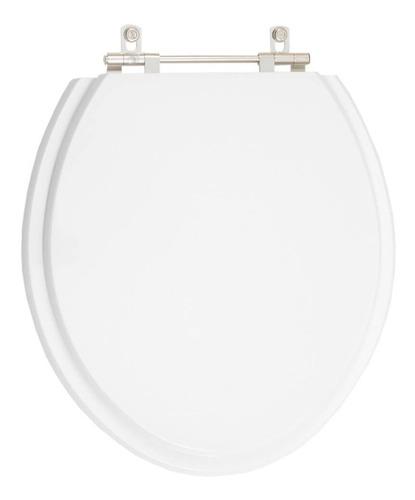 assento sanitário colonial branco para louça hervy