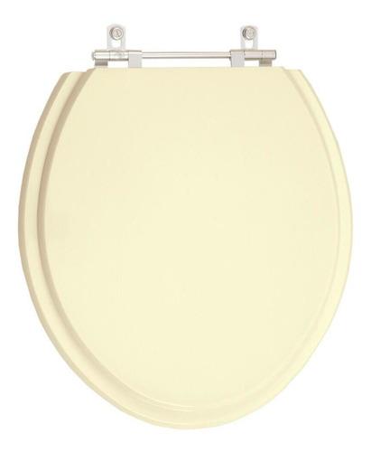 assento sanitário diamantina areia p/ louça icasa