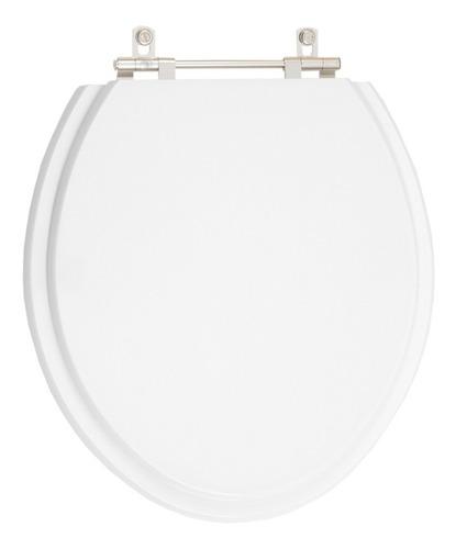 assento sanitário diamantina branco para louça icasa
