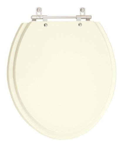 assento sanitário diamantina palha para louça icasa