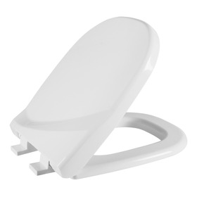 Assento Sanitário Fechamento Lento Sabatini Branco P/ Icasa
