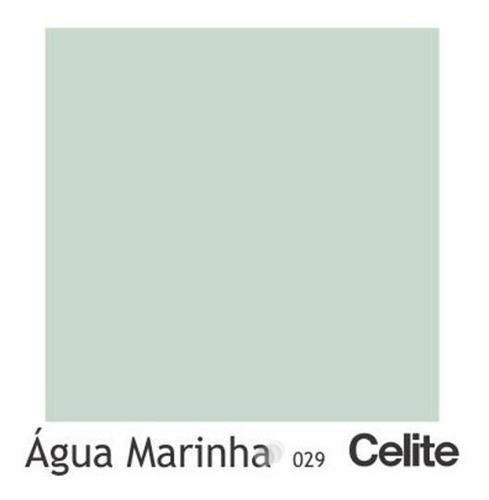 assento sanitário fit verde agua marinha para louça celite