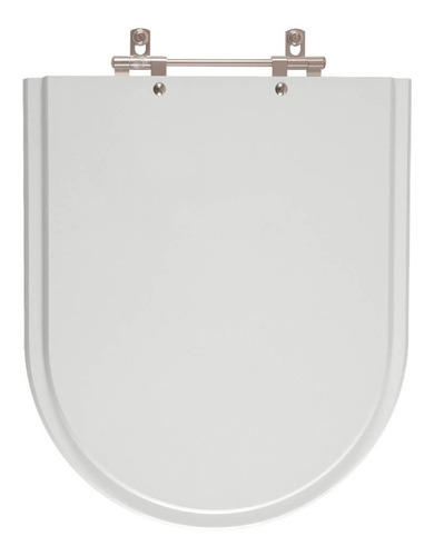 assento sanitário luna cinza claro  para louça icasa