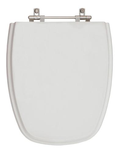assento sanitário monte carlo cinza real para vaso deca