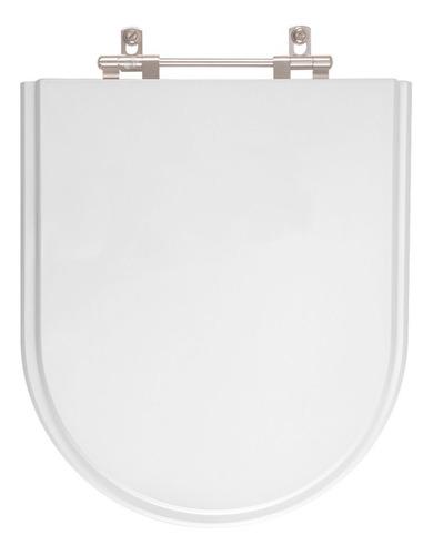 assento sanitário nuova branco gelo para louça deca