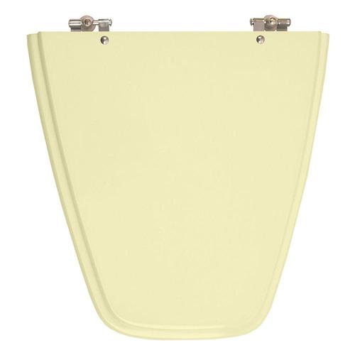 assento sanitário plaza bone para louça ideal standard
