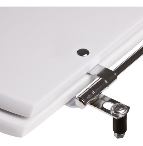 assento sanitário poliester avalon cinza silver p/ ideal std
