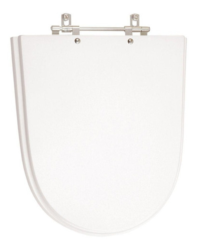 assento sanitário poliéster century branco para louça deca