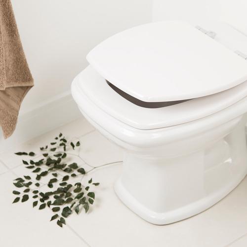 assento sanitário poliéster fit pergamon para louça celite