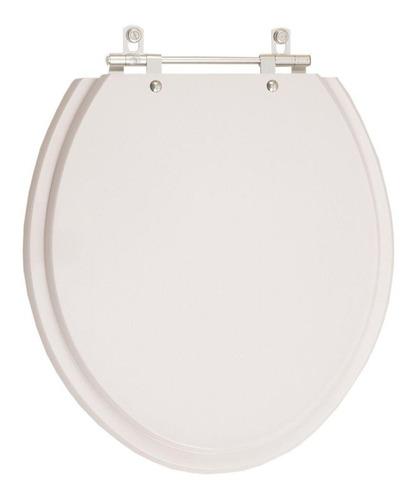 assento sanitário poliéster parati branco p/ louça logasa