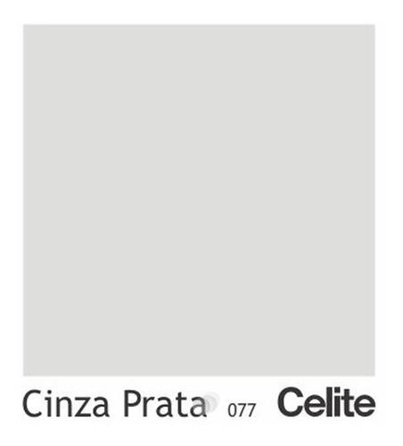assento sanitário poliéster riviera cinza prata para celite