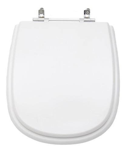 assento sanitário poliéster sabatini branco p/ icasa