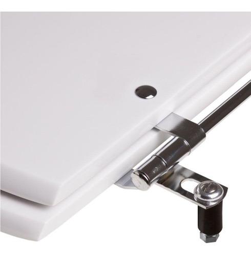 assento sanitário poliéster stylus marfim p/ louça celite
