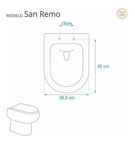 assento sanitário san para