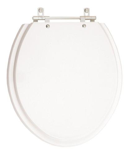 assento sanitário targa branco p/ louça deca - pontto lavabo